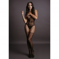 LE DÉSIR - LACE AND FISHNET BODYSTOCKING