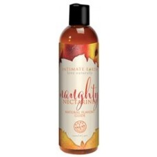 INTIMATE EARTH - NAUGHTY NECTARINES LUBRIFIANT ORAL 4OZ