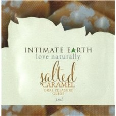INTIMATE EARTH -  SALTED CARAMEL LUBTIFIANT ORAL 3ML
