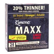 KIMONO MAXX LARGE FLARE BOITE 24 UNITES