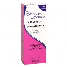 BLOSSOM ORGANICS AROUSAL GEL 0.5 FL OZ 15ML