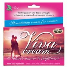 VIVA CREAM 7.5ML 3TUBES PAR BOITE