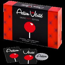 Action ou Vérité, Erotic Party Edition FR