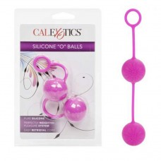 "Silicone ""O"" Balls Pink"