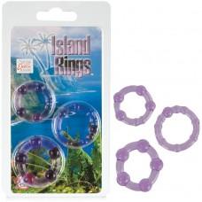 ISLAND RINGS MAUVE