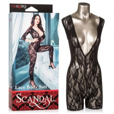 Scandal Lace Body Suit