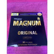 CONDOM-MAGNUM LARGE ORIGINAL-BOITE DE 30